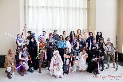 Anime Boston 2018 Star Wars