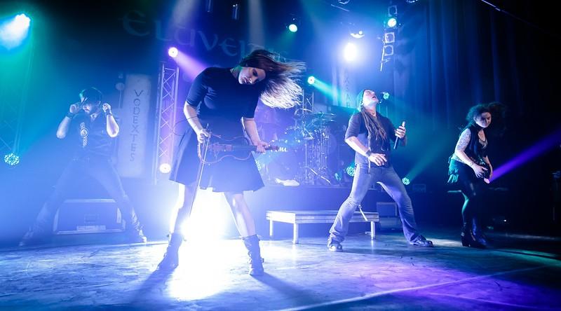 Eluveitie @ Corona Theater 2015-09-11