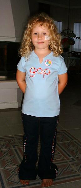 2003 Annie Birthday