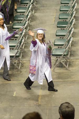 Danielle Walters Graduation