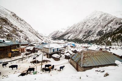 Chitkul-Last Village of India