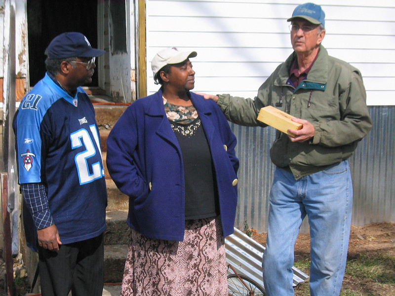 08 01 Pastor, Joanne and Millard presents Greater Blessings  Box