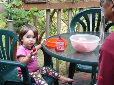 Karin, Summer 2010