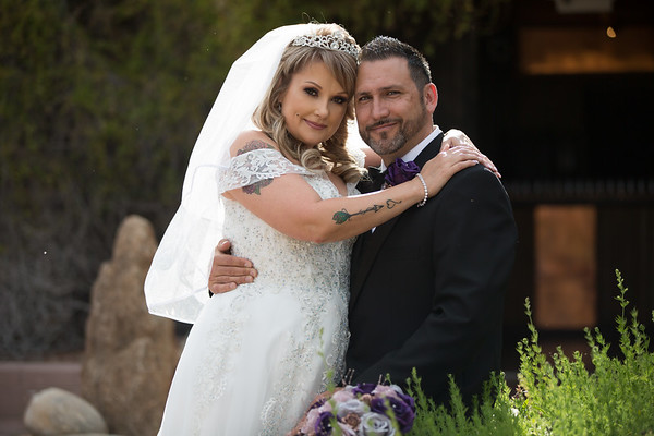 Stephanie & Andy