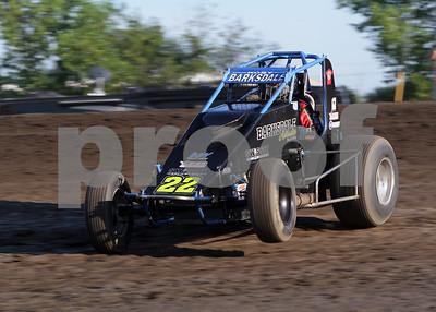 Gas City'19 USAC Sprint Week