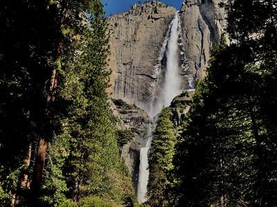 01 Yosemite Falls Loop