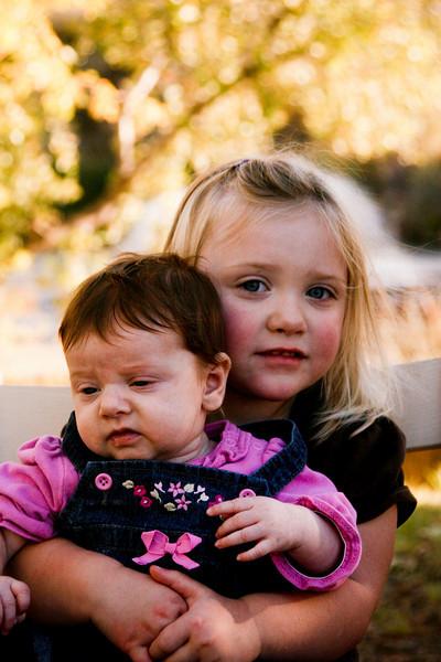Caidie and Kandyce