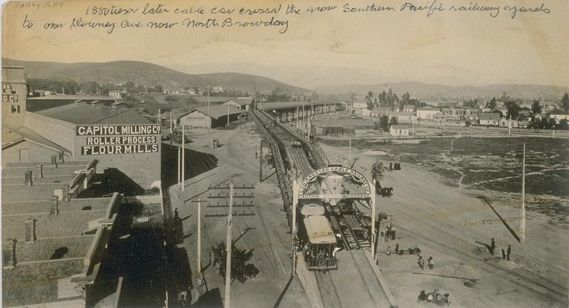 1889, Los Angeles Cable Railway Co.
