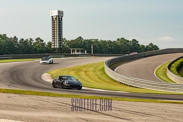 911 Carrera S Black w/ black wheels #04