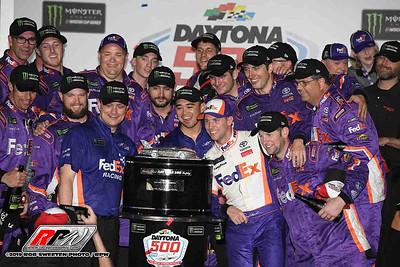 Daytona 500 - 2/17/19 - Rob Sweeten