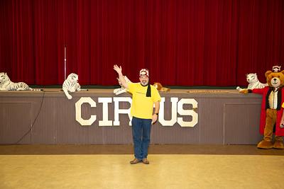 Circus Kickoff