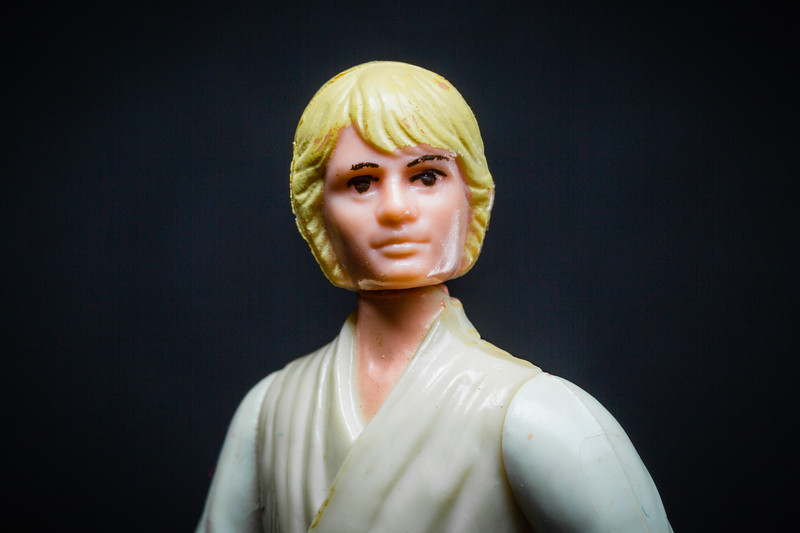 Star Wars Day - May the Fourth Be With You.  Luke Skywalker, dressed in Tatooine garb.9 [JOSEPH FORZANO/palmbeachpost.com]