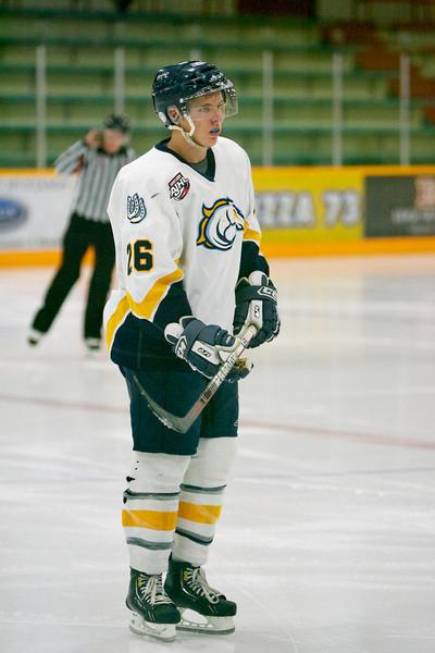 AJHL - Oct 14/12 Calgary Mustangs 4 - Lloydminister Bobcats 3 (SO)
