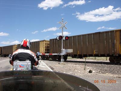 Texas to Alaska 6-2009 & Alaska to home 8-2009
