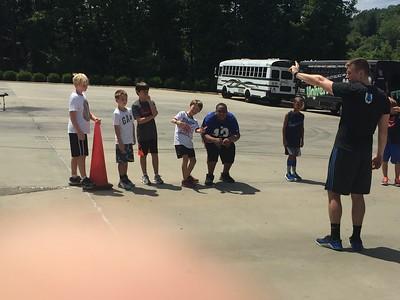 Summer Camps Week 9: August 14-18, 2017