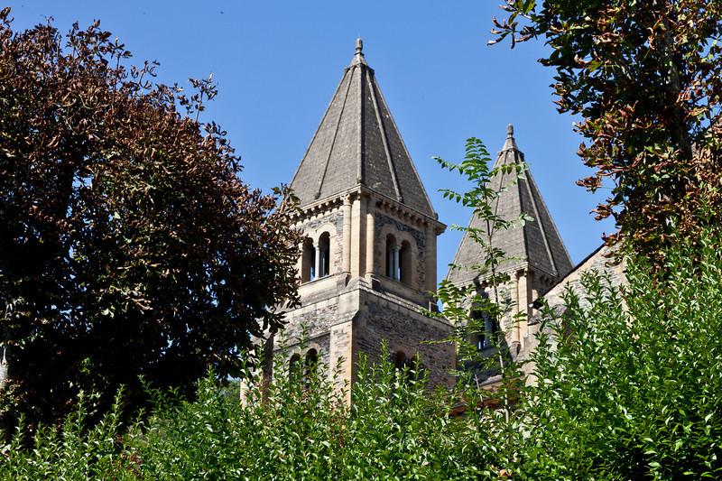 Abbey Church of Saint Foy West Towers