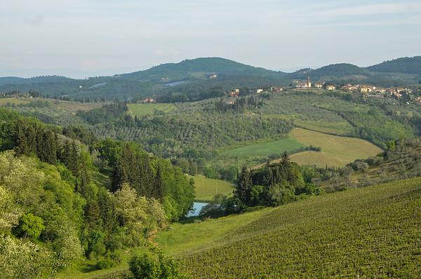 Spring At Podere La Villa