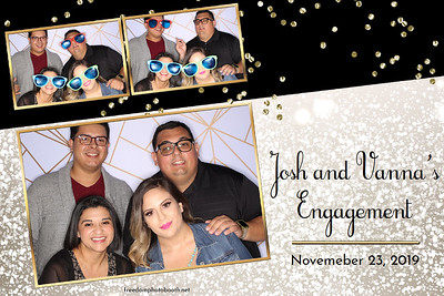 Josh & Vanna's Engagement Party 11.23.19