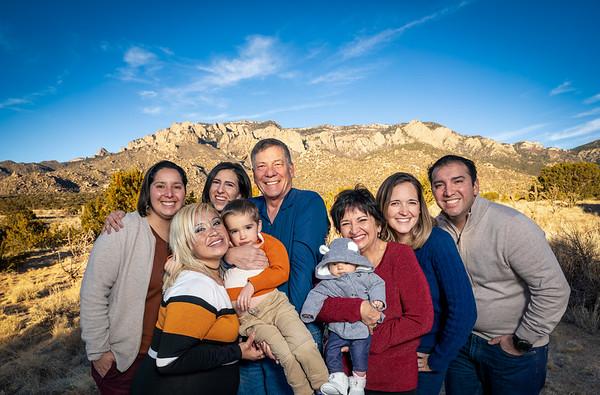 Alvarez Family Photos 2020