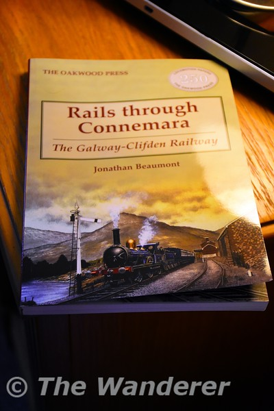 Book Launch: Rails through Connemara – The Galway-Clifden Railway