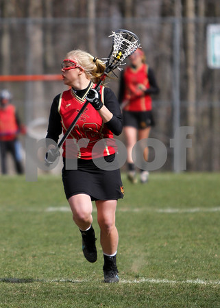 Lenape Valley vs Mount Olive Girls Varsity Lacrosse