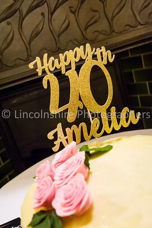 Amelia's 40th