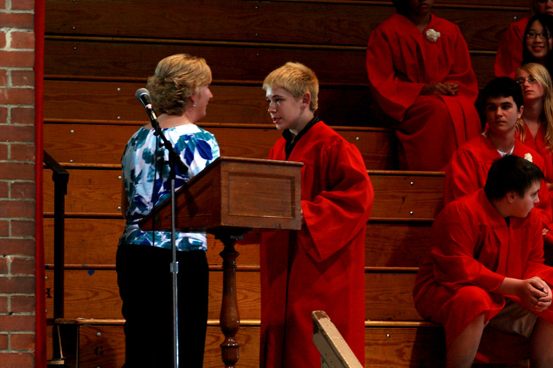2009 Barre City Elementary School Graduation (Cody)
