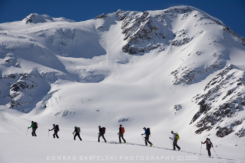 Touring the Ortler