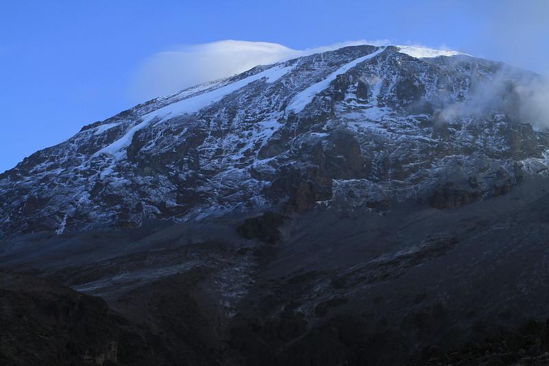 Icy morning views