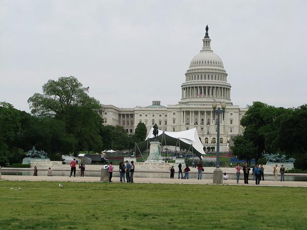 Washington May 2008