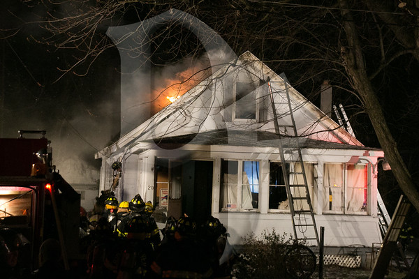 House Fire - Irondequoit, NY 2/20/13