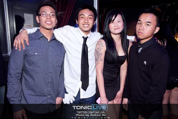 Tonic Fridays @ NV 1/27/2012