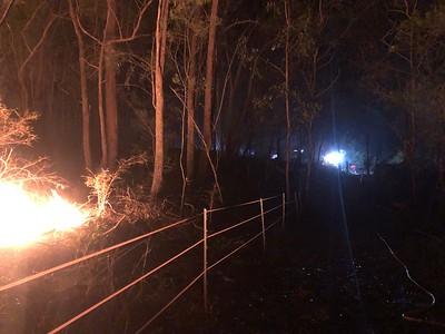 Bushfire - Gospers Mountain 2019