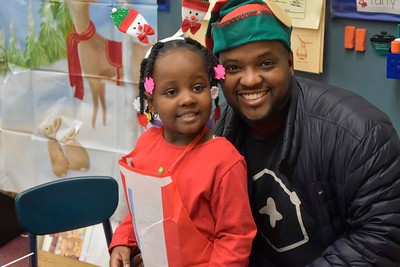 Lower School Holiday Parties 2017
