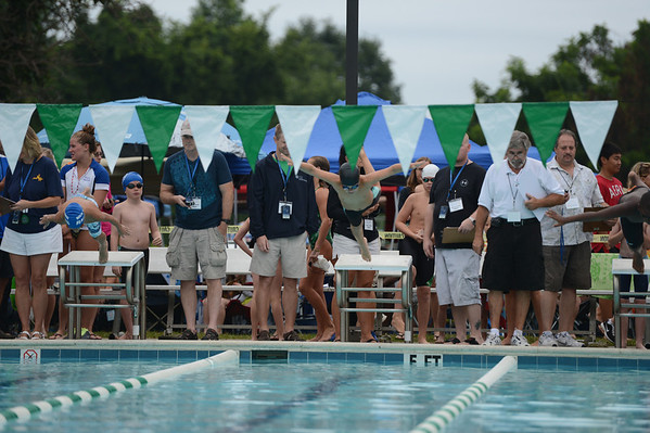2012 MGCC Swimming - HSL Champs