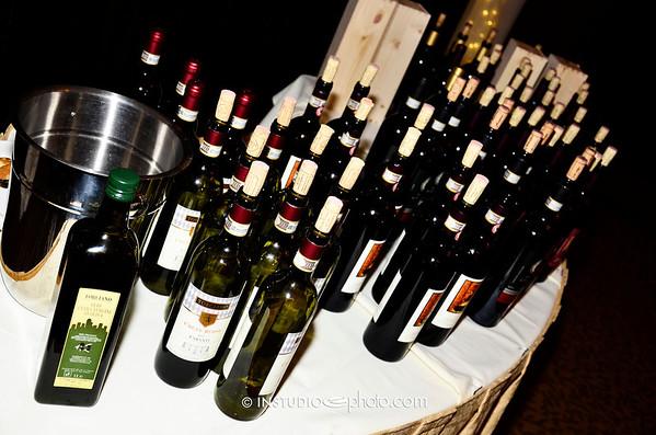 Tuscan Wine Tasting Class