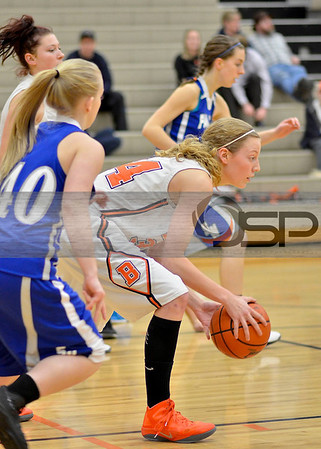 2013-2-8 Blaine Girls vs. South Whidbey