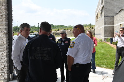 Roy Blunt Visit to Special Olympics of Missouri