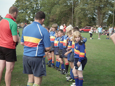 Rugby Lions Festival October 2011