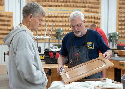 Furniture Restoration, Repair, & Refinishing with Mitch Kohanek