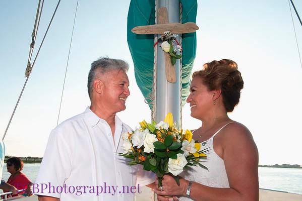 Jimmy and Marisela Moya