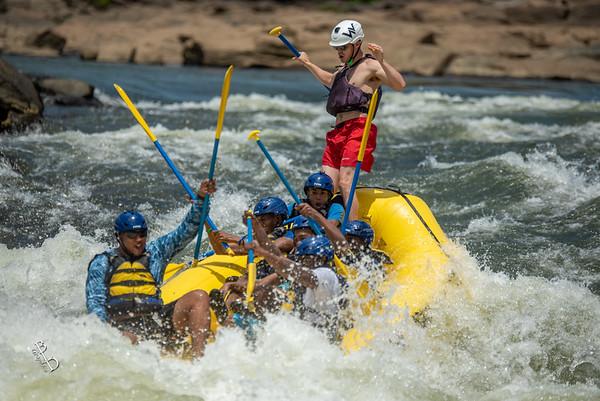 Columbus Whitewater Rafting