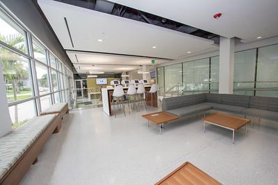 Registrar's & Front Offices - 1st Floor