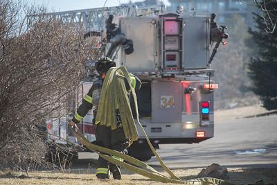 McArthur Drive House Fire
