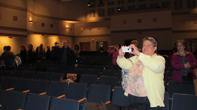 Tamaqua Swim Team Awards, School District Auditorium, Tamaqua (3-28-2014)