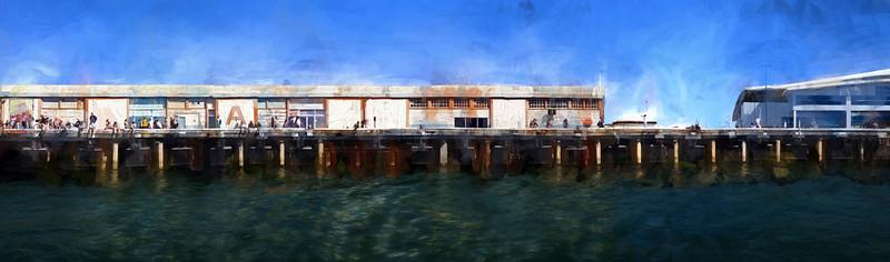 Fremantle Wharf #1