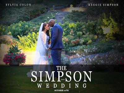 Simpson Wedding Film