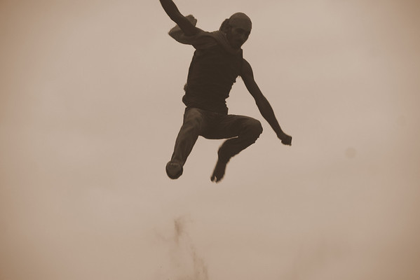 Jumping Thar Desert
