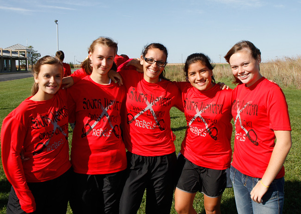 SN MS/HS Cross Country 2012