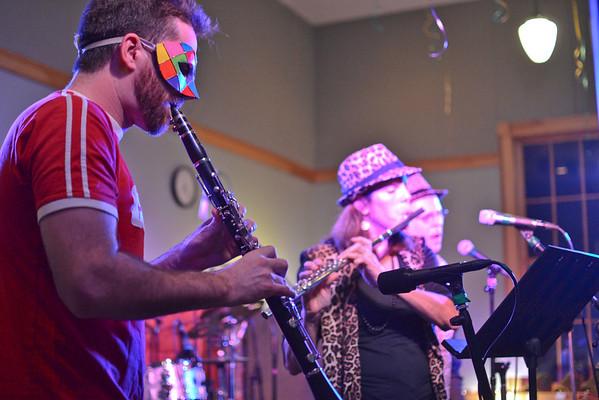 BarnArts, Jazz Funk Masquerade Ball
